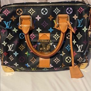 Louis Vuitton Speedy 30 Hand Bag - M92642 preowned